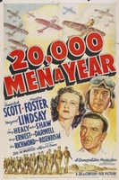 20,000 Men a Year movie poster (1939) picture MOV_0c416fd9