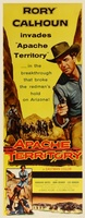 Apache Territory movie poster (1958) picture MOV_0c43449b