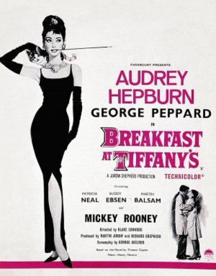 Breakfast at Tiffany's movie poster (1961) poster MOV_0c451c12