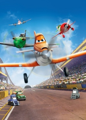 Planes movie poster (2013) poster MOV_0c4aa135
