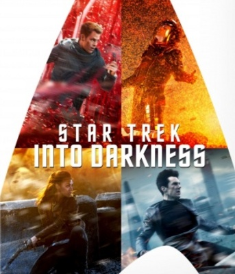 Star Trek Into Darkness movie poster (2013) poster MOV_0c4dc547