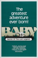 Baby: Secret of the Lost Legend movie poster (1985) picture MOV_0c4e0118