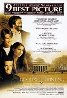 Good Will Hunting movie poster (1997) picture MOV_0c5310cf