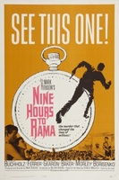 Nine Hours to Rama movie poster (1963) picture MOV_0c543c53