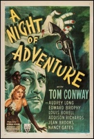 A Night of Adventure movie poster (1944) picture MOV_0c55a1c6