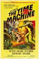 The Time Machine movie poster (1960) picture MOV_0c56b688
