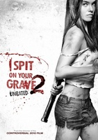 I Spit on Your Grave 2 movie poster (2013) picture MOV_0c57ee2e