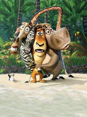 Madagascar movie poster (2005) poster MOV_0c593808