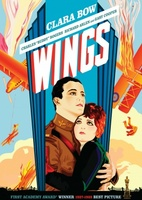 Wings movie poster (1927) picture MOV_0c5a2152