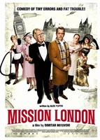 Mission London movie poster (2010) picture MOV_0c64a744