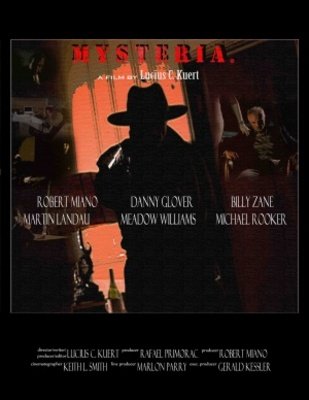 Mysteria movie poster (2011) poster MOV_0c679581