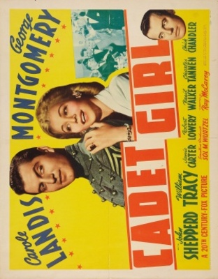 Cadet Girl movie poster (1941) poster MOV_0c6a26d8