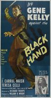 Black Hand movie poster (1950) picture MOV_0c6c2f8f