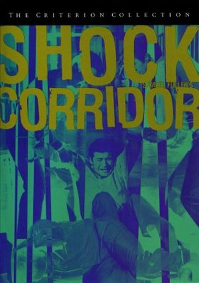 Shock Corridor movie poster (1963) poster MOV_0c6ecf3a