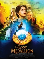 The Lost Medallion: The Adventures of Billy Stone movie poster (2013) picture MOV_0c727338