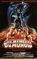 Demonoid, Messenger of Death movie poster (1981) picture MOV_0c759d1f