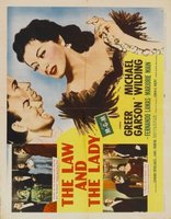 The Law and the Lady movie poster (1951) picture MOV_0c7606e9