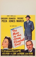The Man in the Gray Flannel Suit movie poster (1956) picture MOV_0c77103a