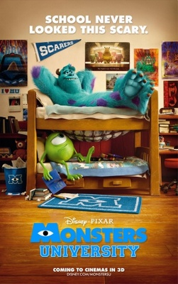 Monsters University movie poster (2013) poster MOV_0c8980d9