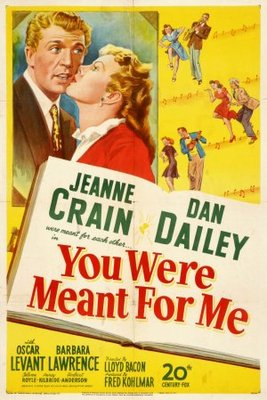 You Were Meant for Me movie poster (1948) poster MOV_0c8eeebb