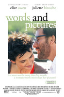 Words and Pictures movie poster (2013) picture MOV_0c939c0a