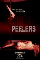 Peelers movie poster (2014) picture MOV_0c96b37f