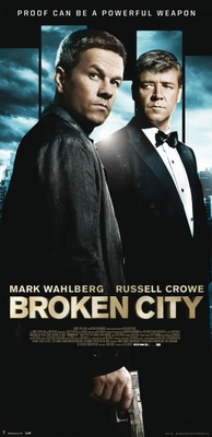 Broken City movie poster (2013) poster MOV_0c975a2c