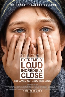 Extremely Loud and Incredibly Close movie poster (2012) poster MOV_0c9f90a8