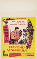 Beyond Mombasa movie poster (1956) picture MOV_0ca2975c