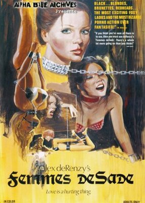 Femmes de Sade movie poster (1976) poster MOV_0ca3ca41