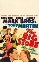 The Big Store movie poster (1941) picture MOV_5e35ed8e