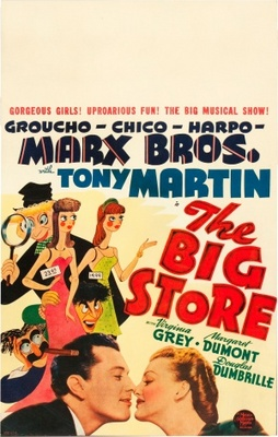 The Big Store movie poster (1941) poster MOV_0ca4c702