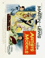 Artists and Models movie poster (1955) picture MOV_0cabff5b