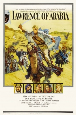 Lawrence of Arabia movie poster (1962) poster MOV_0cac8e1e