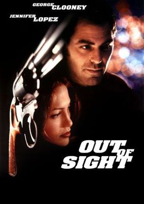 Out Of Sight movie poster (1998) poster MOV_0cb35166