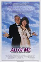 All of Me movie poster (1984) picture MOV_0cb81d9f