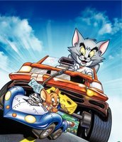 Tom and Jerry: The Fast and the Furry movie poster (2005) picture MOV_0cb94231