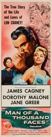 Man of a Thousand Faces movie poster (1957) picture MOV_0cba0c3b
