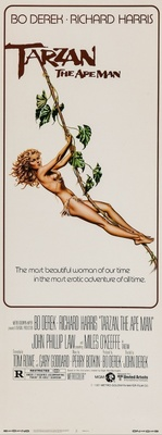 Tarzan, the Ape Man movie poster (1981) poster MOV_0cbd463a