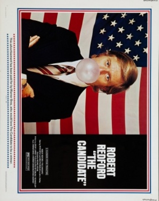 The Candidate movie poster (1972) poster MOV_0cbfe4a4