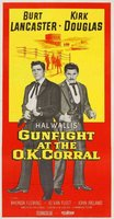 Gunfight at the O.K. Corral movie poster (1957) picture MOV_0cc13be9