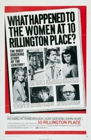10 Rillington Place movie poster (1971) picture MOV_0cc189d8