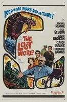 The Lost World movie poster (1960) picture MOV_0cc35cb1