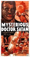 Mysterious Doctor Satan movie poster (1940) picture MOV_d901905d