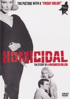 Homicidal movie poster (1961) picture MOV_0cccfced