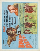 Bwana Devil movie poster (1952) picture MOV_0ccde2d7