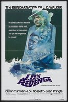 J.D.'s Revenge movie poster (1976) picture MOV_0cd8bf7d