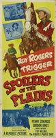 Spoilers of the Plains movie poster (1951) picture MOV_0cd99fc0