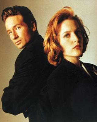 The X Files movie poster (1993) poster MOV_0cde81e8