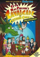 Cavalcade of Cartoon Comedy movie poster (2008) picture MOV_0ce78023